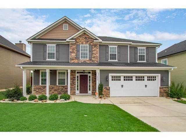 5437 Everlook Circle, Evans, GA 30809 (MLS #465011) :: Tonda Booker Real Estate Sales