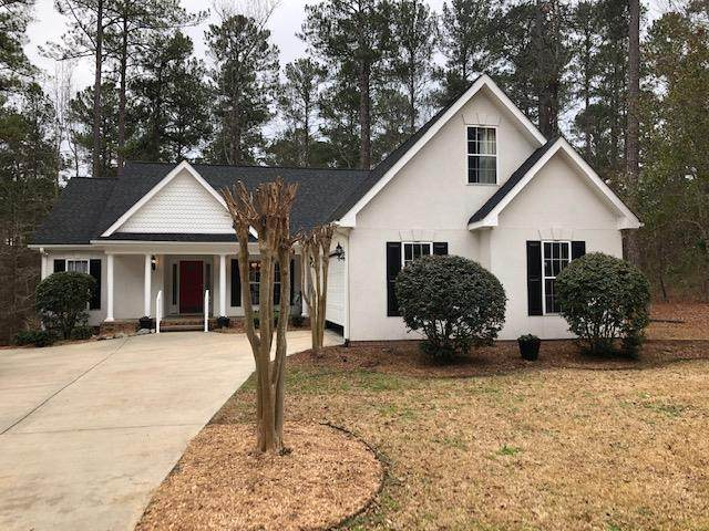 205 Jeffery Lane, McCormick, SC 29835 (MLS #465040) :: Young & Partners