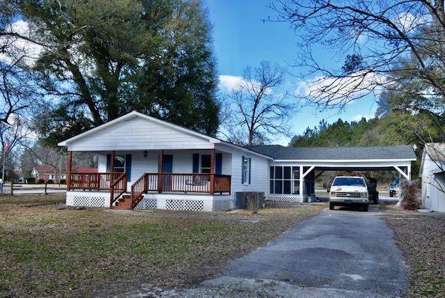 164 N Easy Street, Stapleton, GA 30823 (MLS #465467) :: Tonda Booker Real Estate Sales