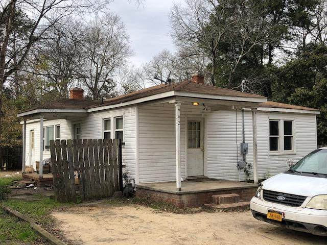922/924/ Hampton Avenue Nw, Aiken, SC 29801 (MLS #465600) :: Better Homes and Gardens Real Estate Executive Partners