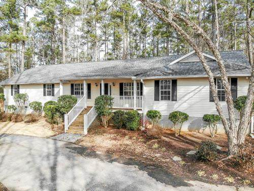 1834 Birch Drive, North Augusta, SC 29860 (MLS #465611) :: Young & Partners
