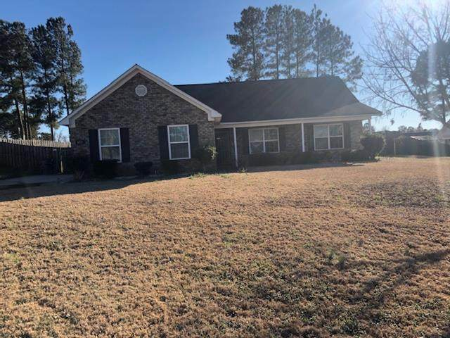 1428 Sawmill Trail, Grovetown, GA 30813 (MLS #466195) :: Melton Realty Partners