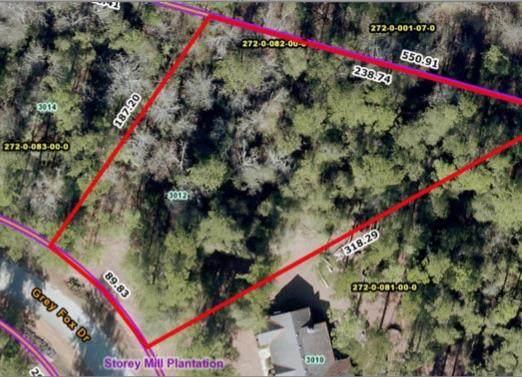 3012 Grey Fox Drive, Hephzibah, GA 30815 (MLS #466226) :: McArthur & Barnes Partners | Meybohm Real Estate