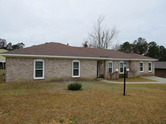 3617 Quail Hollow Drive, Hephzibah, GA 30815 (MLS #466292) :: Tonda Booker Real Estate Sales