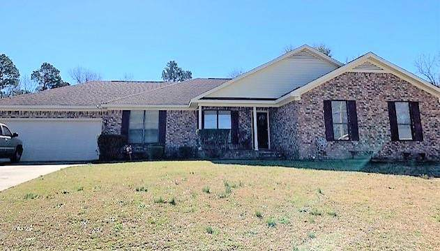 1016 Country Place Drive, Augusta, GA 30906 (MLS #466323) :: The Starnes Group LLC