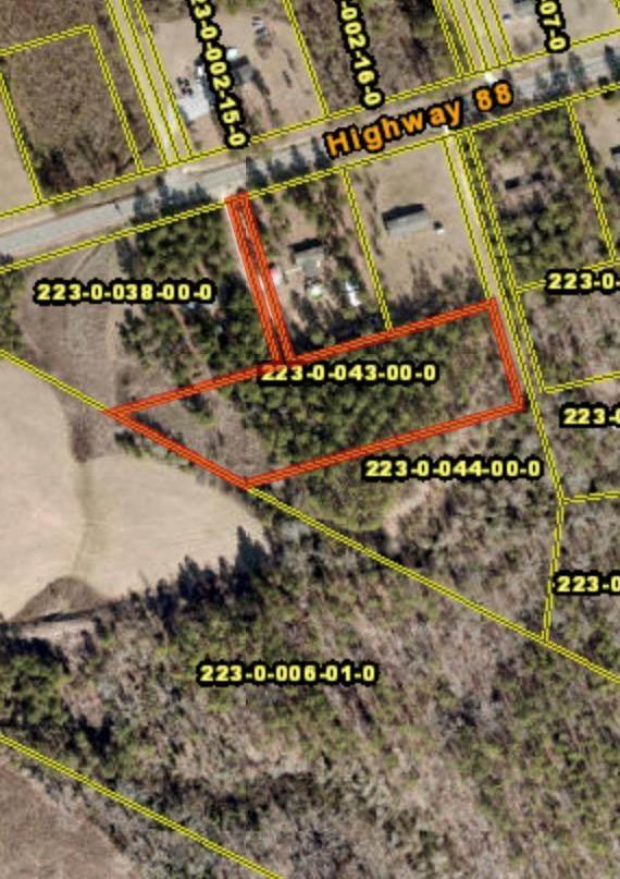 3236 Highway 88, Blythe, GA 30809 (MLS #466332) :: Shaw & Scelsi Partners