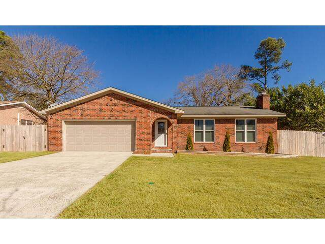 4045 Old Trail Road, Martinez, GA 30907 (MLS #466358) :: Better Homes and Gardens Real Estate Executive Partners