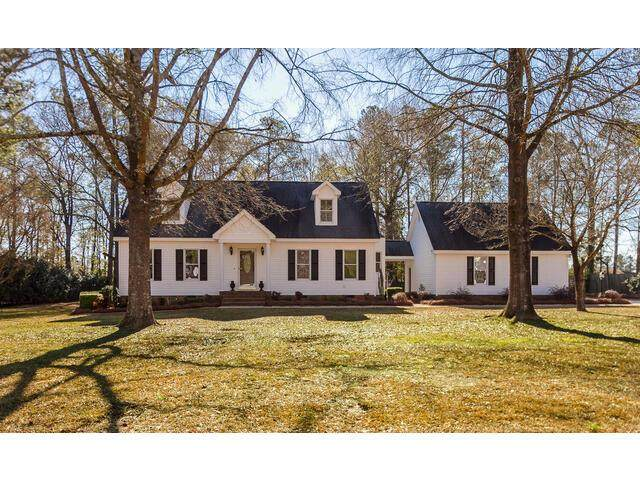 123 Fox Trail Drive, North Augusta, SC 29860 (MLS #466414) :: Melton Realty Partners
