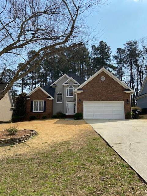 824 Park Chase Drive, Evans, GA 30809 (MLS #466470) :: For Sale By Joe | Meybohm Real Estate