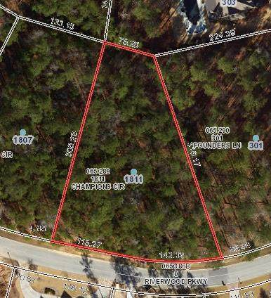 1811 Champions Circle, Evans, GA 30809 (MLS #466722) :: Southeastern Residential