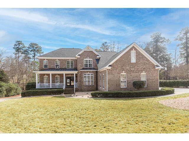 646 Deerwood Way, Evans, GA 30809 (MLS #466766) :: The Starnes Group LLC