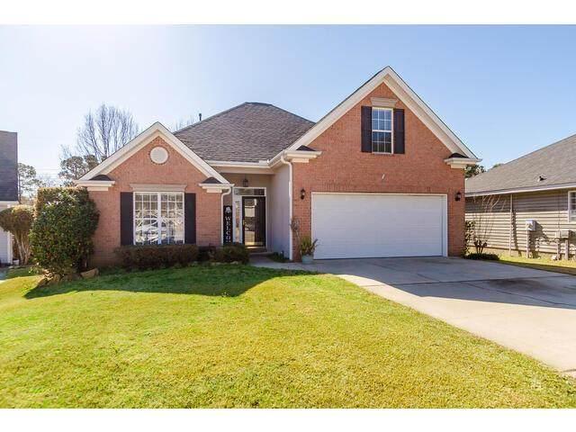607 Bradford Lane, Evans, GA 30809 (MLS #466774) :: The Starnes Group LLC
