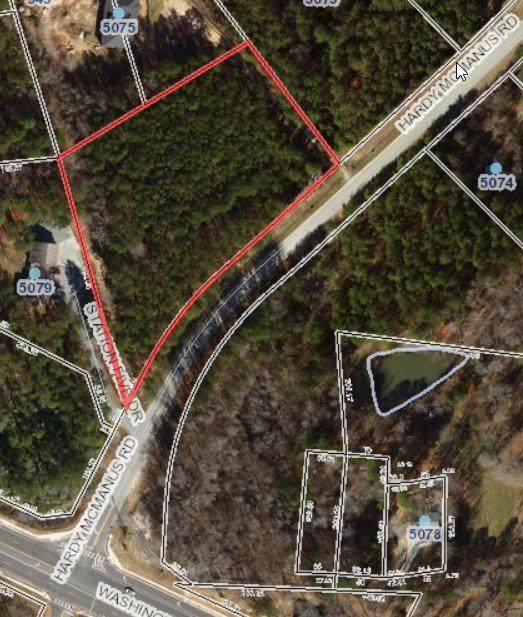 0000 Hardy Mcmanus Road, Evans, GA 30809 (MLS #466901) :: Tonda Booker Real Estate Sales