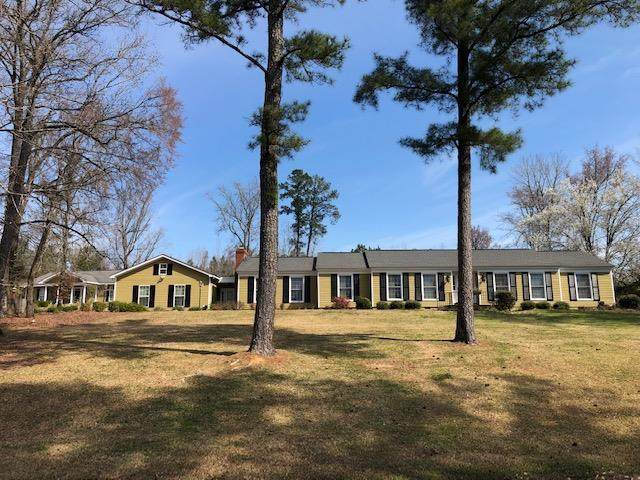 3248 Ponderosa Lane, Thomson, GA 30824 (MLS #467078) :: McArthur & Barnes Partners | Meybohm Real Estate