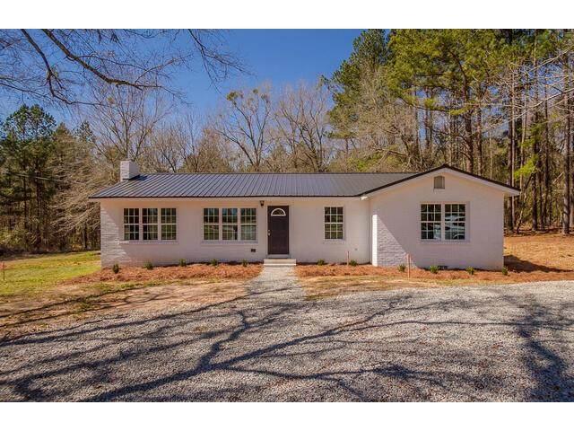 2602 Wrightsboro Road, Thomson, GA 30824 (MLS #467131) :: McArthur & Barnes Partners | Meybohm Real Estate