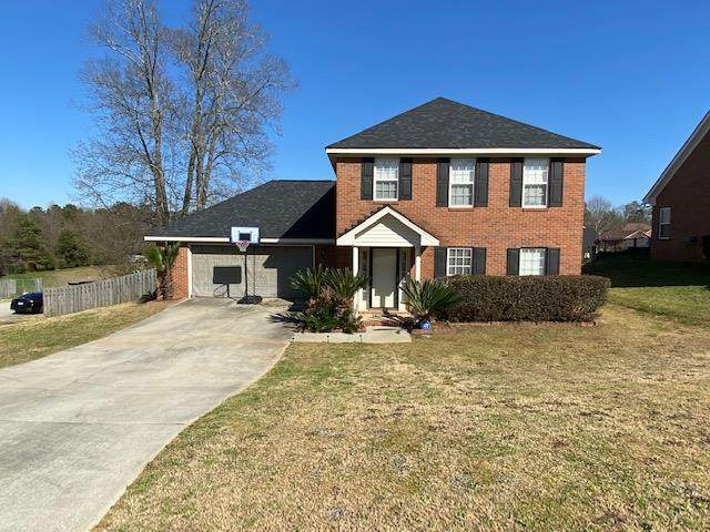 4003 Nantucket Circle, Grovetown, GA 30813 (MLS #467658) :: Melton Realty Partners