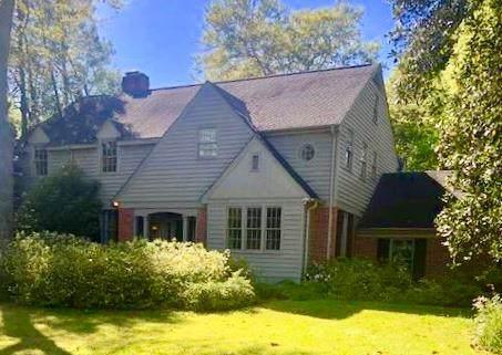 803 Milledge Road, Augusta, GA 30904 (MLS #467820) :: Young & Partners