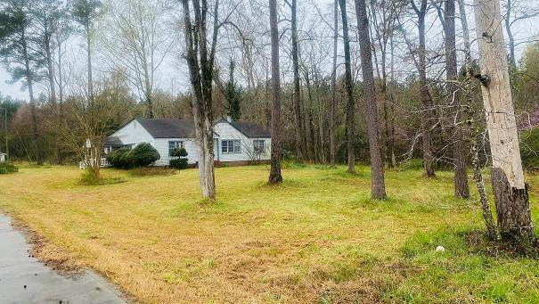 1721 NE Washington Road, Crawfordville, GA 30631 (MLS #467822) :: Rose Evans Real Estate