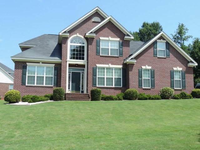 242 Dorset Drive, Evans, GA 30809 (MLS #468011) :: McArthur & Barnes Partners | Meybohm Real Estate