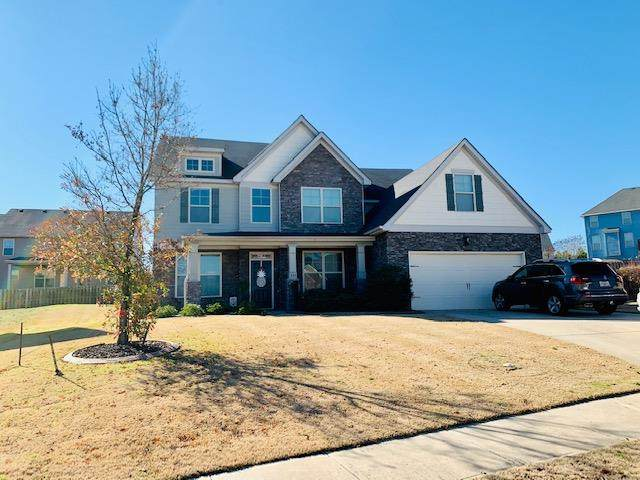 324 Zier Court, Grovetown, GA 30813 (MLS #468113) :: EXIT Realty Lake Country