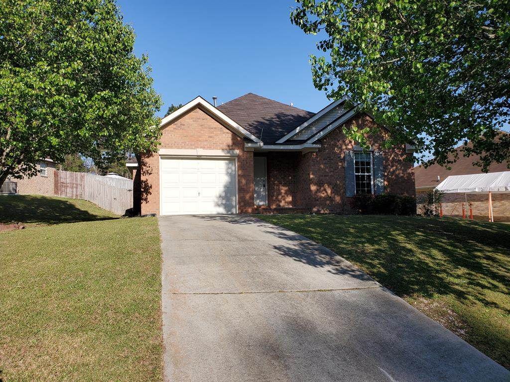 1007 Caddenwoods Drive - Photo 1