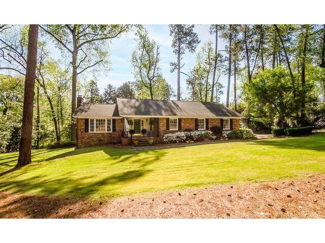 716 Oberlin Road, Augusta, GA 30909 (MLS #468285) :: Young & Partners