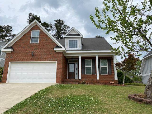 1119 Hunters Cove, Evans, GA 30809 (MLS #468330) :: Shannon Rollings Real Estate