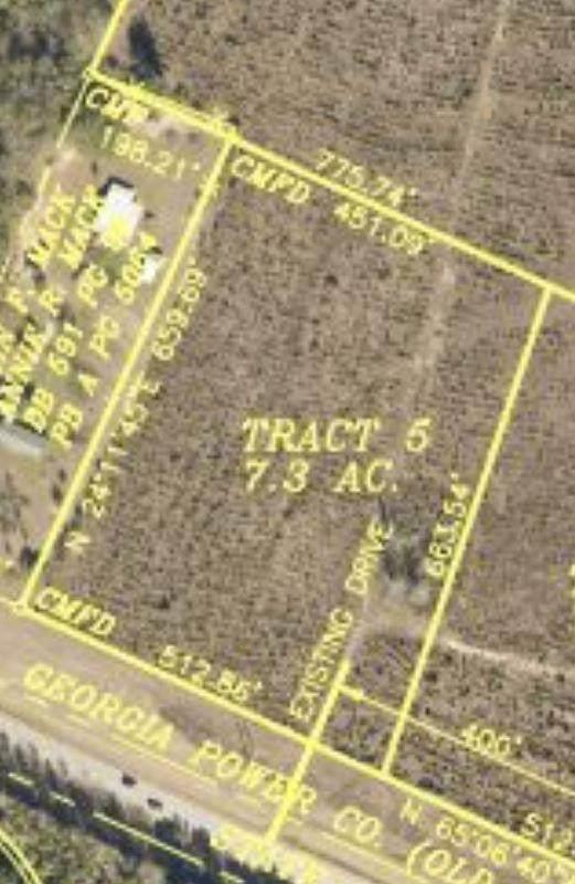 02 Highway 24, Sardis, GA 30456 (MLS #468366) :: Southeastern Residential