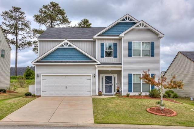 407 Millwater Court, Grovetown, GA 30813 (MLS #468382) :: Better Homes and Gardens Real Estate Executive Partners