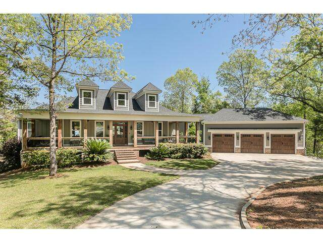 2573 Martintown Road, Edgefield, SC 29824 (MLS #468485) :: Melton Realty Partners