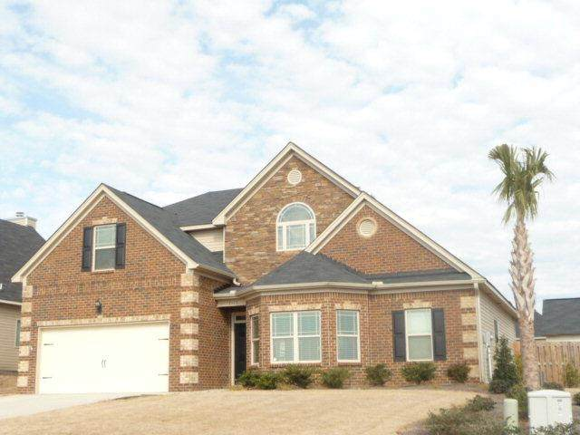 7115 Roundstone Drive, Graniteville, SC 29829 (MLS #468528) :: Better Homes and Gardens Real Estate Executive Partners