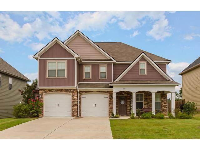 361 Bella Rose Drive, Evans, GA 30809 (MLS #468582) :: Better Homes and Gardens Real Estate Executive Partners