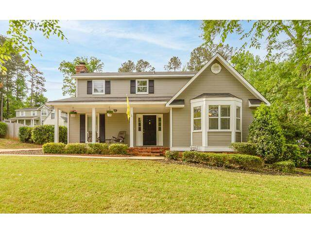 162 Ashley Circle, Martinez, GA 30907 (MLS #468610) :: McArthur & Barnes Partners | Meybohm Real Estate