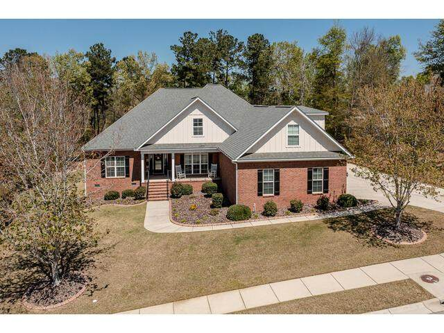 702 Spotswood Drive, Evans, GA 30809 (MLS #468717) :: Rose Evans Real Estate