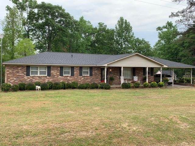 1485 Mole Road, Wadley, GA 30477 (MLS #468736) :: Better Homes and Gardens Real Estate Executive Partners