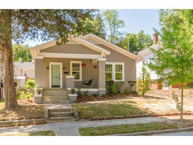 2248 Central Avenue, Augusta, GA 30904 (MLS #468846) :: Rose Evans Real Estate