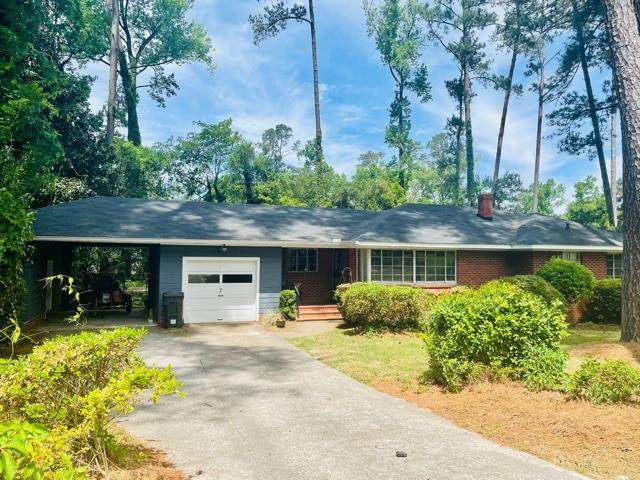 743 Malvern Lane, Augusta, GA 30909 (MLS #469224) :: Better Homes and Gardens Real Estate Executive Partners
