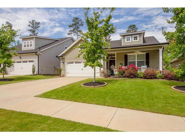 340 Colonnades Drive, Evans, GA 30809 (MLS #469331) :: McArthur & Barnes Partners | Meybohm Real Estate