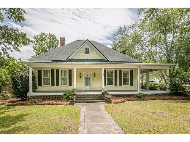 225 Milledge Street, Thomson, GA 30824 (MLS #469433) :: McArthur & Barnes Partners | Meybohm Real Estate