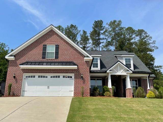 401 Pottery Drive, Martinez, GA 30907 (MLS #469464) :: RE/MAX River Realty
