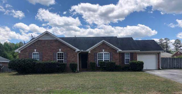 4502 Pineview Lane, Hephzibah, GA 30815 (MLS #469568) :: Better Homes and Gardens Real Estate Executive Partners