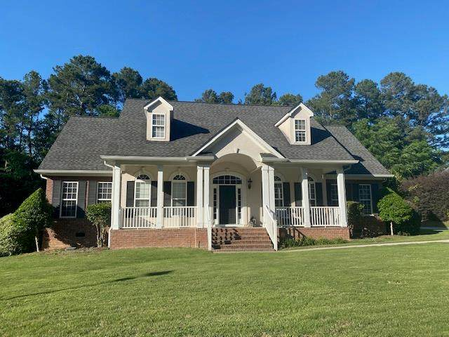 3503 Greenway Drive, Evans, GA 30809 (MLS #469638) :: Better Homes and Gardens Real Estate Executive Partners