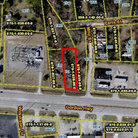 1861 Gordon Highway, Augusta, GA 30904 (MLS #469663) :: Melton Realty Partners