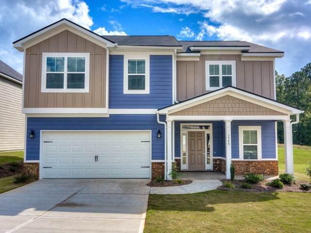 1544 Driftwood Lane, Grovetown, GA 30813 (MLS #469820) :: McArthur & Barnes Partners | Meybohm Real Estate