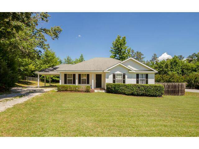 416 Harlem Grovetown Road, Harlem, GA 30814 (MLS #469963) :: Melton Realty Partners