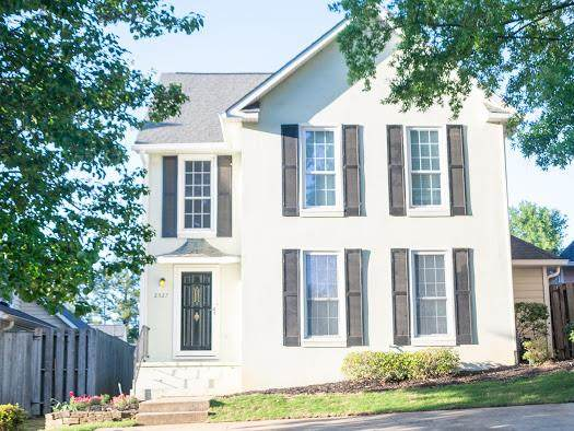 2527 Carriage Creek, Augusta, GA 30909 (MLS #469970) :: Young & Partners