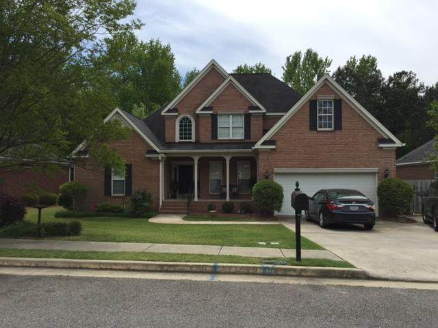 4285 Colony Square Drive, Evans, GA 30809 (MLS #469971) :: Shannon Rollings Real Estate