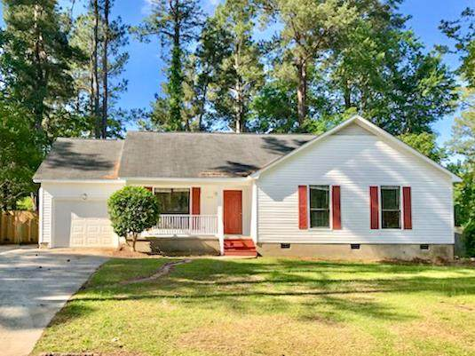 634 Greenwich Drive, Aiken, SC 29803 (MLS #469983) :: Melton Realty Partners
