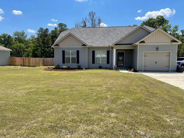 256 Mcduffie Circle, North Augusta, SC 29860 (MLS #470032) :: McArthur & Barnes Partners | Meybohm Real Estate