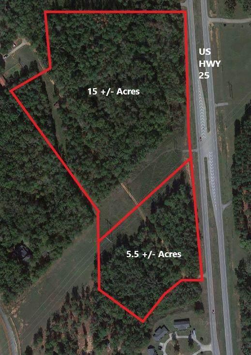 0 Highway 25, Waynesboro, GA 30830 (MLS #470438) :: Young & Partners
